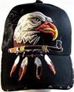 SANTOCAP Hat EAGLE WITH PIPE CAP